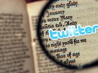 escribe en twitter